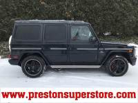 Used 2017 Mercedes-Benz G-Class G 63 AMG® SUV in Burton, OH