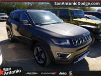 2018 Jeep Compass Limited Limited FWD in San Antonio