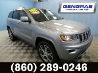 2018 Jeep Grand Cherokee Sterling Edition Sterling Edition 4x4 *Ltd Avail*