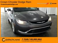 Pre-Owned 2016 Chrysler 200 Limited Sedan in Greensboro NC