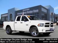 Certified Used 2016 Ram 1500 Tradesman/Express Truck Quad Cab For Sale in Dublin CA