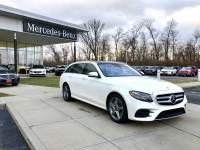 Pre-Owned 2018 Mercedes-Benz E 400 4MATIC® Sport Wagon E-Class
