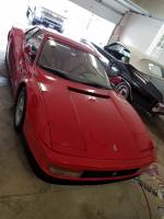 1987 Ferrari Testarossa -CLASSIC SUPERCAR - FULLY SERVICED - VERY LOW MILES -