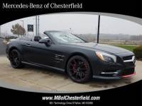 Pre-Owned 2016 Mercedes-Benz SL SL 550 Roadster in Creve Coeur MO