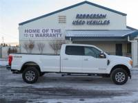 Used 2017 Ford F-350 Lariat 4x4 Crew Cab 8 ft. box 176 in. WB SRW Crew Cab For Sale Bend, OR