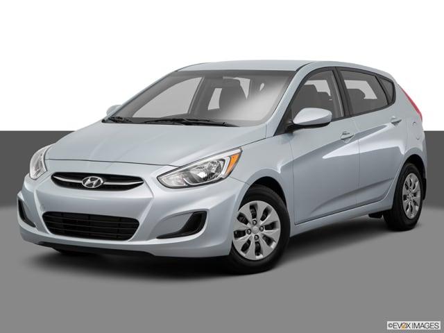 Photo Used 2015 Hyundai Accent GS Hatchback near Salt Lake City