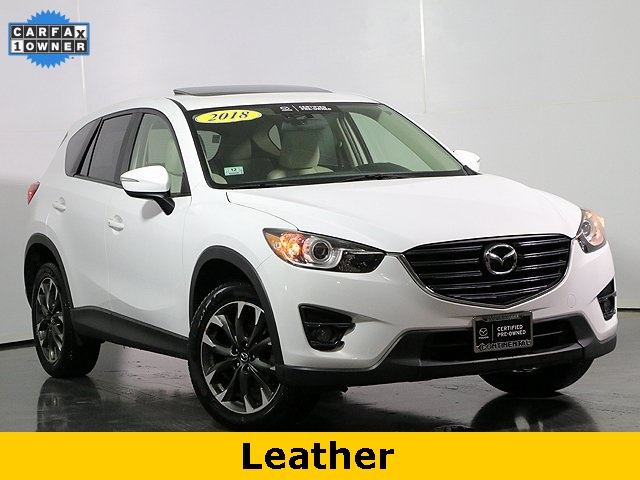 Photo Certified Pre-Owned 2016 Mazda CX-5 Grand Touring w Bluetooth Hands Free AWD
