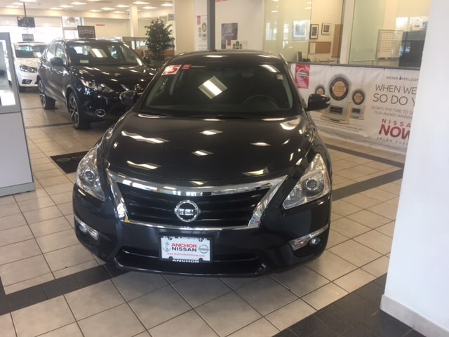 Photo 2015 Nissan Altima NISSAN CERTIFIED MOON ROOF Sedan