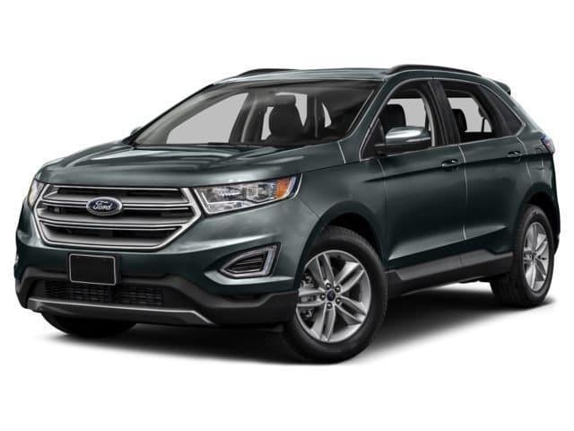 Photo 2018 Ford Edge Titanium SUV For Sale in Madison, WI