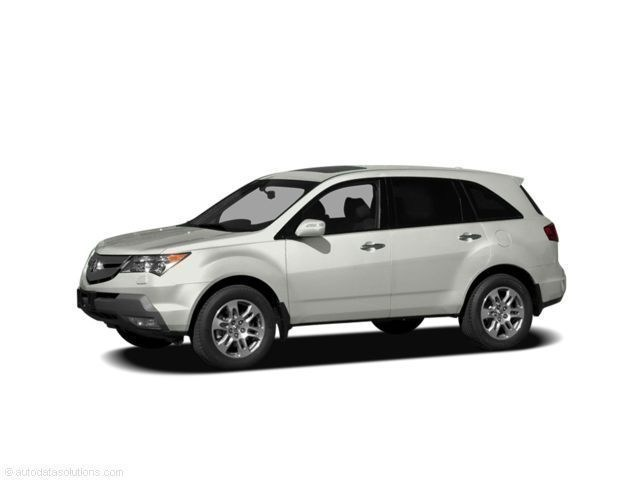 Photo 2008 Acura MDX 3.7L Technology Package SUV