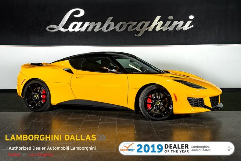 Photo Used 2017 Lotus Evora For Sale Richardson,TX  Stock L1165 VIN SCCLMDVD0HHA10630