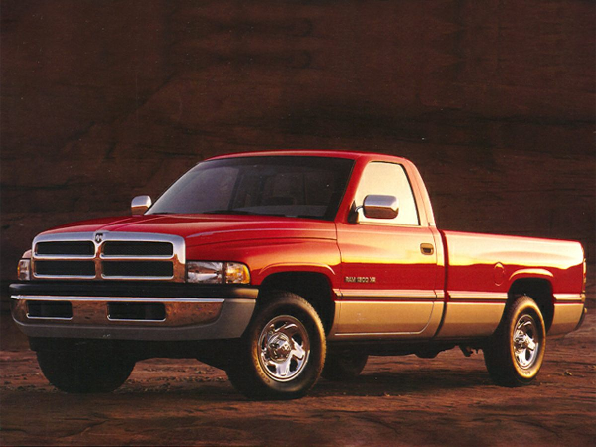 Photo Used 1995 Dodge Ram 1500 LT Truck V8 16V in Miamisburg, OH