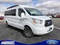 New 2019 Ford Conversion Van Explorer Limited SE Transit RWD Hi-Top