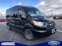 New 2019 Ford Conversion Van Explorer Limited SE Transit Mid Roof RWD Hi-Top