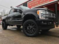2018 Ford F-250 SD PLATINUM CREW CAB SHORT BED 4WD CUSTOM LIFTED