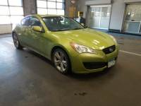 2010 Hyundai Genesis Coupe 2.0T Coupe 4-Cylinder DOHC 16V Dual CVVT