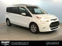 2016 Ford Transit Connect Wagon Titanium Van