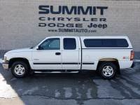 2001 Chevrolet Silverado 1500 EXTENDED-SHORT-LS-4WD-Z71-CAP-1 OWNER Ext Cab 143.5 WB 4WD LS