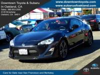2014 Scion FR-S Coupe Rear-wheel Drive serving Oakland, CA