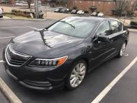 2017 Acura RLX Sport Hybrid Base w/Advance Package