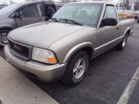 Pre-Owned 1999 GMC Sonoma RWD 2D Standard Cab