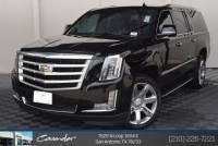New 2018 Cadillac Escalade ESV 4WD Premium Luxury VIN1GYS4JKJ3JR299371 Stock Number8V4413