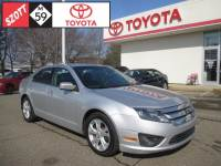 2012 Ford Fusion SE Sedan Front-wheel Drive in Waterford