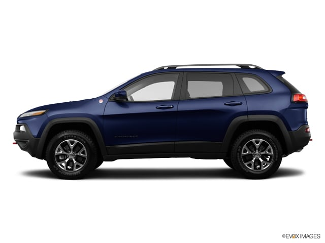 Photo Used 2014 Jeep Cherokee 4WD Trailhawk in Houston, TX