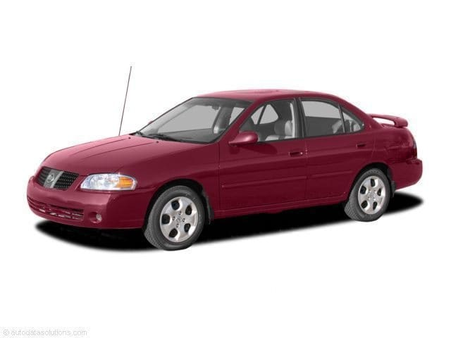 Photo Used 2004 Nissan Sentra S For Sale in Allentown, PA