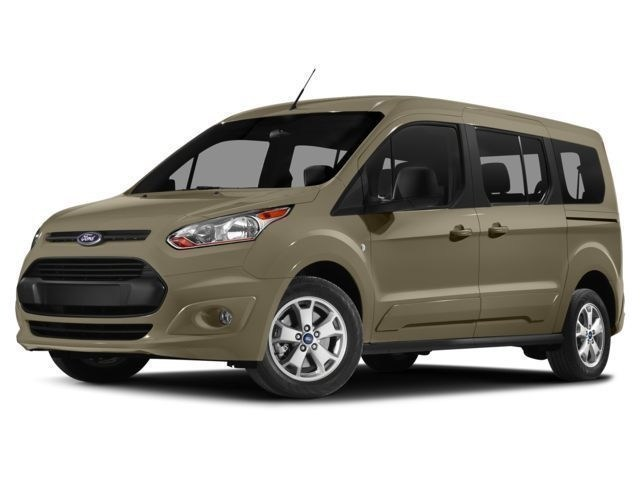 Photo Used 2014 Ford Transit Connect XLT W 3RD ROW, Leather, Reverse Sensing Wagon I-4 cyl in Kissimmee, FL
