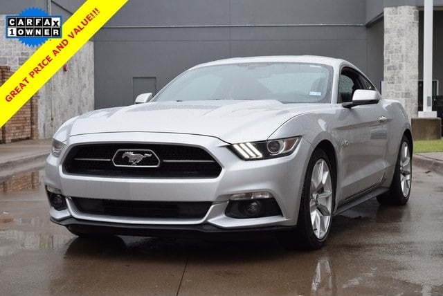 Photo 2015 Ford Mustang GT 50 Years Limited Edition 50 Years Limited Editi Coupe