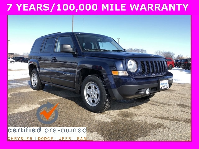 Photo 2017 Jeep Patriot Sport FWD SUV For Sale in Madison, WI