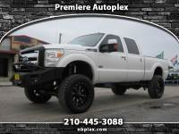 2013 Ford F-250 SD King Ranch Crew Cab 4x4 Lifted Loaded PowerStroke