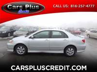 2007 Toyota Corolla 4dr Sdn Manual CE (Natl)
