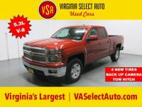 Used 2015 Chevrolet Silverado 1500 LT 4x4 Truck for sale in Amherst, VA