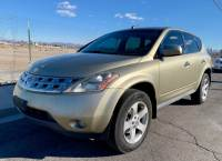 2005 Nissan Murano SL AWD V6** EXCELLENT CONDITION**