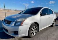 2011 Nissan Sentra SR** LOW MILES* UP TO 24 MPG* CLEAN*