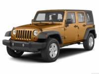 2013 Jeep Wrangler Unlimited Sahara SUV in Spartanburg