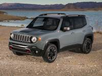 Used 2016 Jeep Renegade Trailhawk SUV 4WD For Sale in Houston