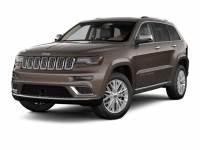 2017 Jeep Grand Cherokee SUMMI SUV 4x4