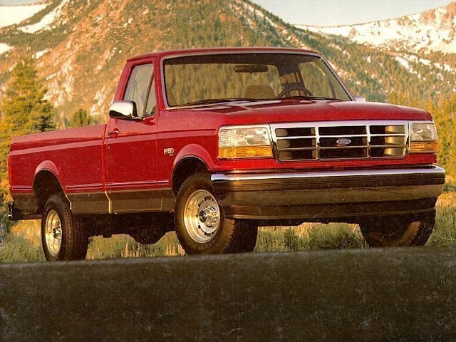 Photo 1995 Ford F-150 Truck Regular Cab in Knoxville