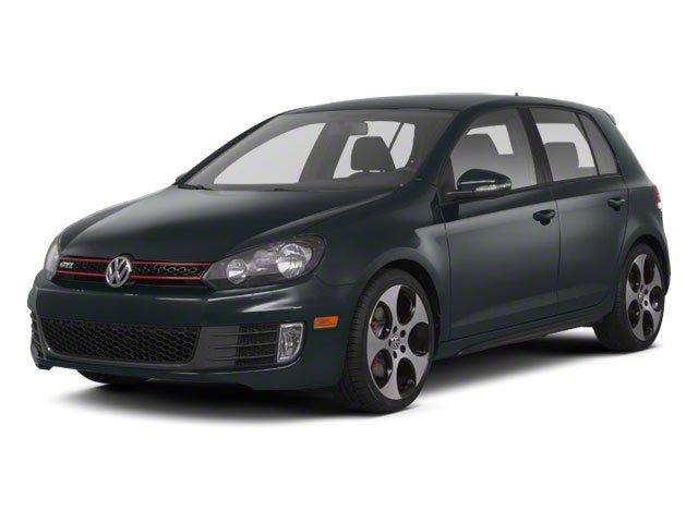 Photo Pre-Owned 2013 Volkswagen GTI GTI FWD Hatchback