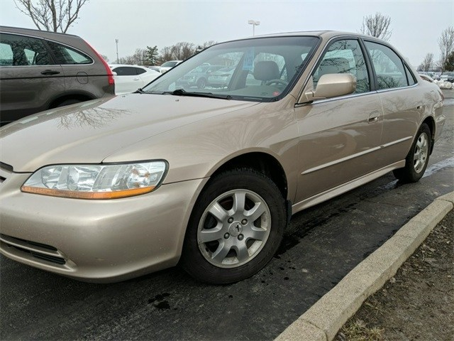 Photo Used 2002 Honda Accord EX-L Sedan