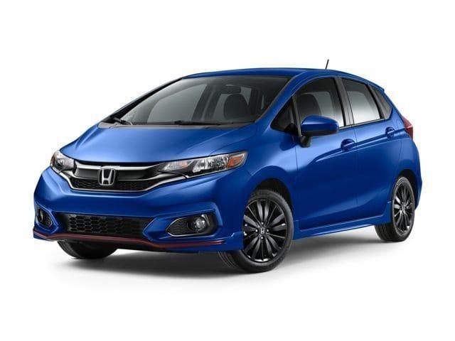Photo Used 2018 Honda Fit Sport Hatchback