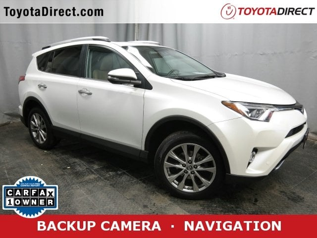 Photo 2016 Toyota RAV4 Limited SUV All-wheel Drive