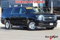 Pre-Owned 2018 Chevrolet Suburban LT SUV in Dublin, CA