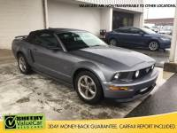 2006 Ford Mustang GT Deluxe Convertible V-8 cyl
