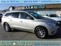 2014 Buick Enclave Leather AWD w/ 65k Miles * 3rd Row! Heated Leather