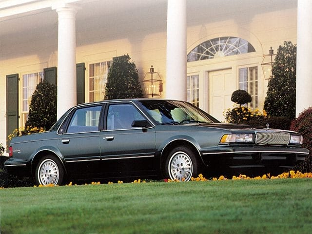 Photo Used 1995 Buick Century Special Edition near Denver, CO