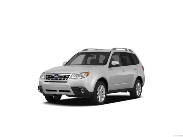 Photo Used 2012 Subaru Forester 4dr Auto 2.5X Premium for Sale in Temecula